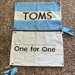 2Toms Dust bags